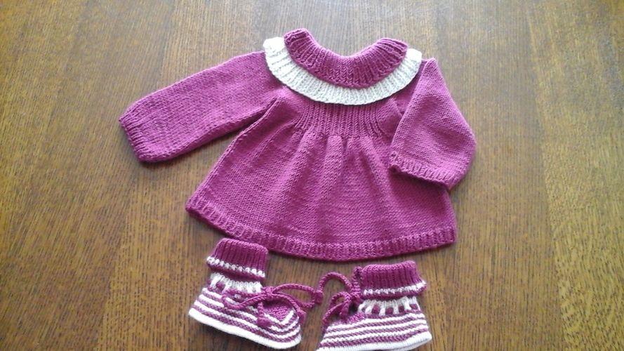 Makerist - Cache brassiere  - Créations de tricot - 1