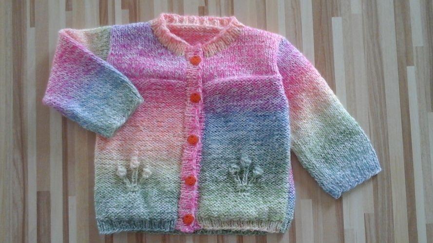 Makerist - Gilet - Créations de tricot - 1