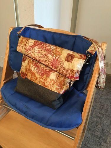 Makerist - Schicke Tasch für Weltenbummler - Nähprojekte - 1