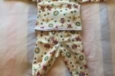 Makerist - Mädchen-Schlafanzug Gr. 74 - 1