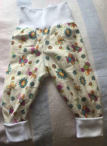 Makerist - Mädchen-Schlafanzug Gr. 74 - Nähprojekte - 3