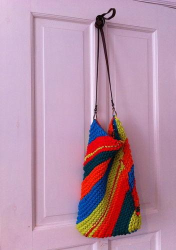 Makerist - Sommertasche - Strickprojekte - 1
