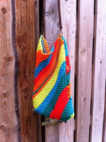 Makerist - Sommertasche - Strickprojekte - 2