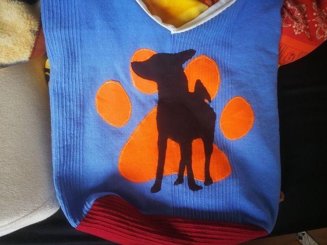 Makerist - Beuteltascheaus Indira Tagesdecken, für mich  - Nähprojekte - 3
