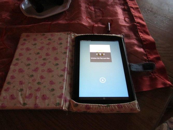 Makerist - E-Book-Hülle - Nähprojekte - 3