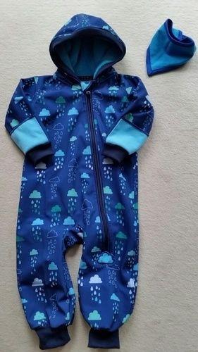 Makerist - Softshellanzug für meinen kleinen Enkel - Nähprojekte - 1
