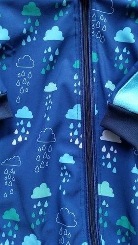 Makerist - Softshellanzug für meinen kleinen Enkel - Nähprojekte - 3