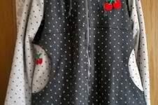 Makerist - Damenjacke aus Sweat mit gehäkelten Applikationen - 1