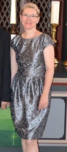 Makerist - Mein Silberhochzeitskleid - Kleid Tanja von schnittchen - Nähprojekte - 1