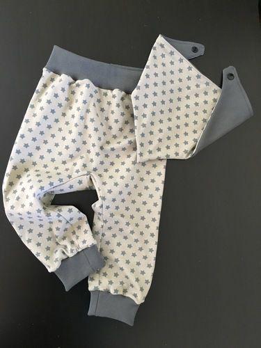 Makerist - Pumphose mit passendem Halstuch - Nähprojekte - 1