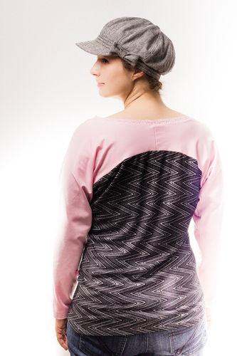 Makerist - Zackiges Shirt - Nähprojekte - 2