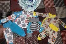 Makerist - Wickeljäckchen für meinen Neffen - 1