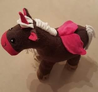Makerist - Kuschelpferd für meine Tochter  - 1