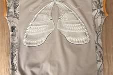 Makerist - Schmetterlingsflügel. T-Shirt aus Jersey für meine Tochter.  - 1
