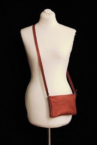 Makerist - Petit sac à main en cuir - Créations de couture - 1