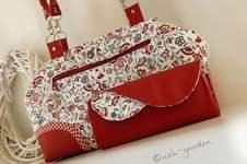 Makerist - Gravel pit Geldbörse mit passender Handtasche - 1