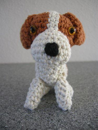 Makerist - Jack Russel Terrier - Häkelprojekte - 2