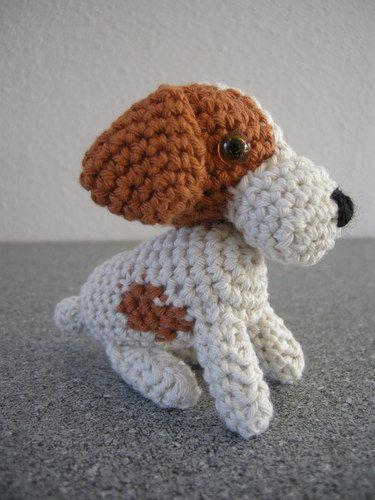 Makerist - Jack Russel Terrier - Häkelprojekte - 3