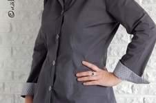 Makerist - nameless Bluse, dabei hätte sie wirklich einen Namen verdient - 1
