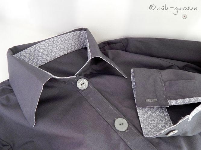 Makerist - nameless Bluse, dabei hätte sie wirklich einen Namen verdient - Nähprojekte - 2