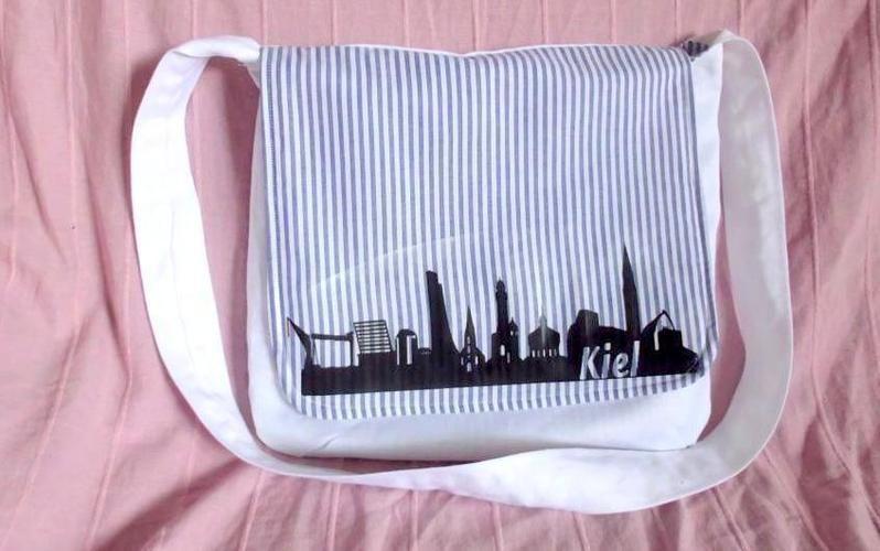 "Makerist - Messenger Bag ""Kiel"" - wendbar - Nähprojekte - 1"