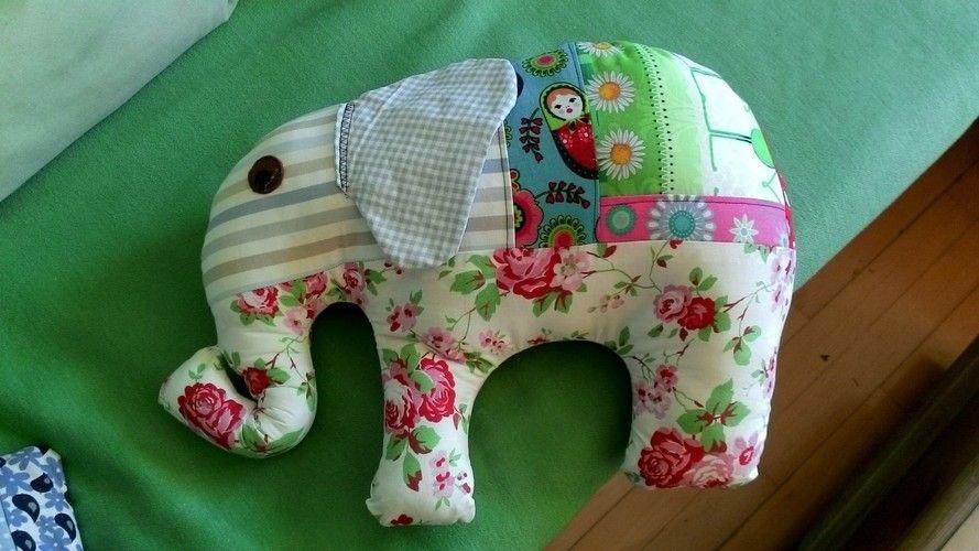 Makerist - Elefantös.... - Nähprojekte - 1