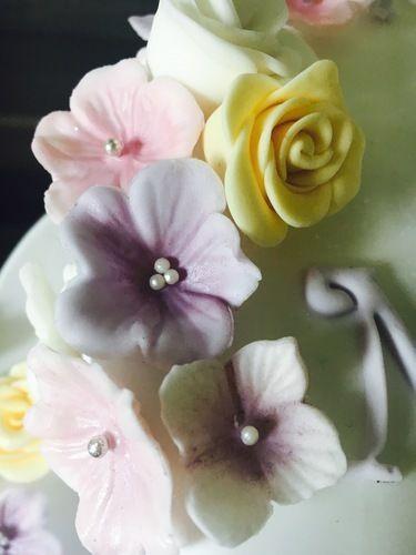 Makerist - Purple flowers - Torten, Cake Pops und Cupcakes - 2