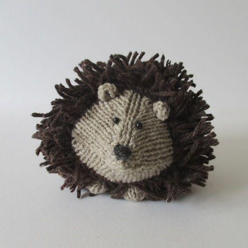 Makerist - Tweedy Hedgehog - Knitting Showcase - 1