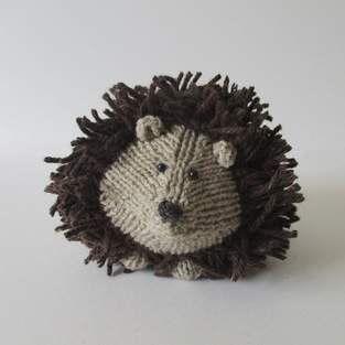 Makerist - Tweedy Hedgehog - 1