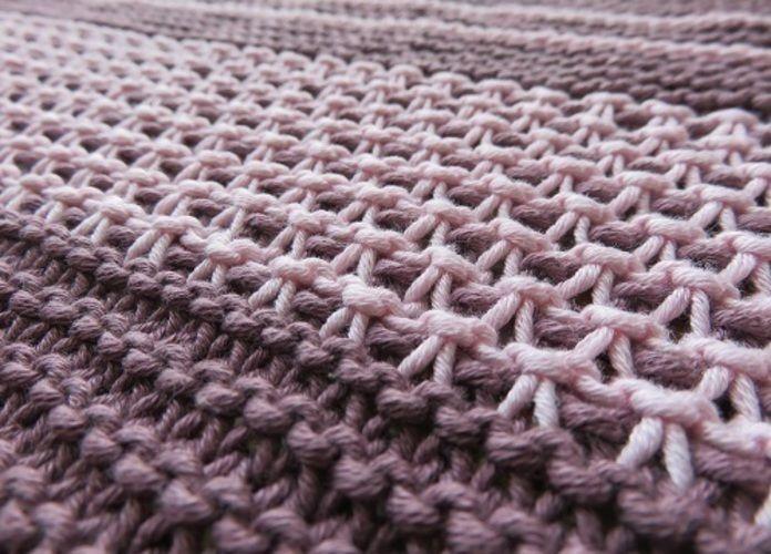 Makerist - Châle Bryum, version 2 - Créations de tricot - 3