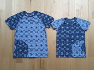 Makerist - Pilvi als Geschwister Shirt - 1