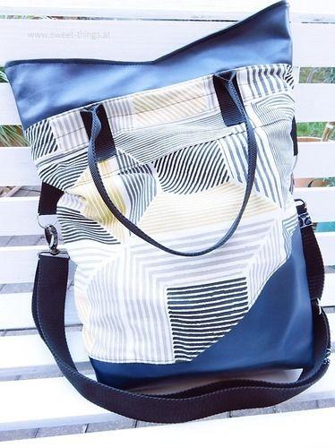 Makerist - Shopper #sweetbigbag - Nähprojekte - 1