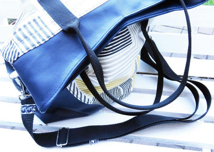 Makerist - Shopper #sweetbigbag - Nähprojekte - 2