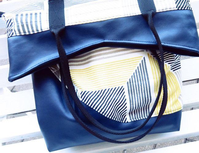 Makerist - Shopper #sweetbigbag - Nähprojekte - 3
