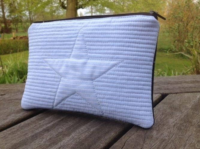Makerist - Kosmetiktasche - mein erstes Mini-Quiltprojekt - Nähprojekte - 1