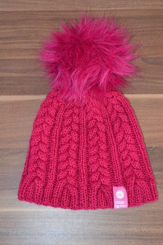 Makerist - pink  - Strickprojekte - 1