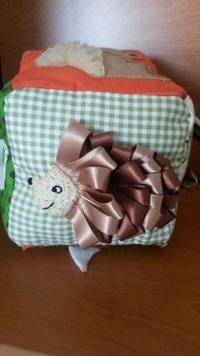 Makerist - Cube d'éveil- la forêt - Créations de couture - 1