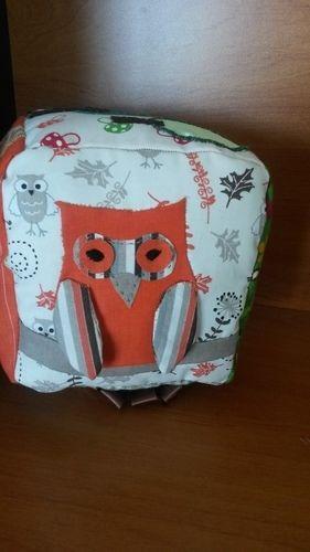 Makerist - Cube d'éveil- la forêt - Créations de couture - 3