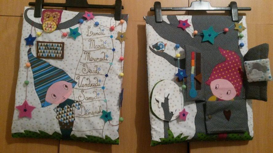 Makerist - Calendrier des Lutins - Créations de couture - 1