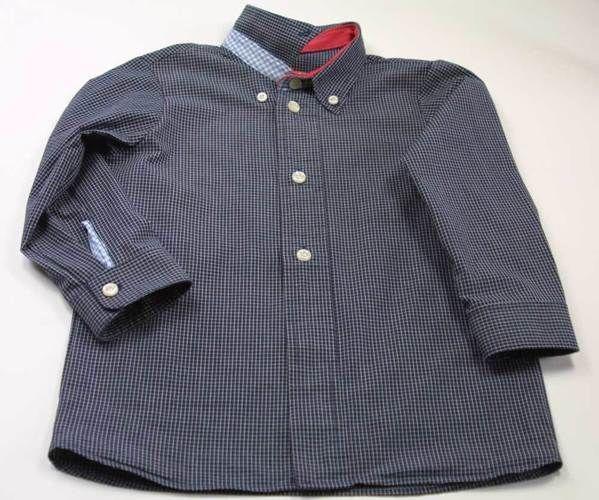 Makerist - Upcycling Herrenhemd, Thema Kragen - Nähprojekte - 1