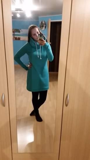 Makerist - Ein Traum von meinem Pulloverkleid - 1