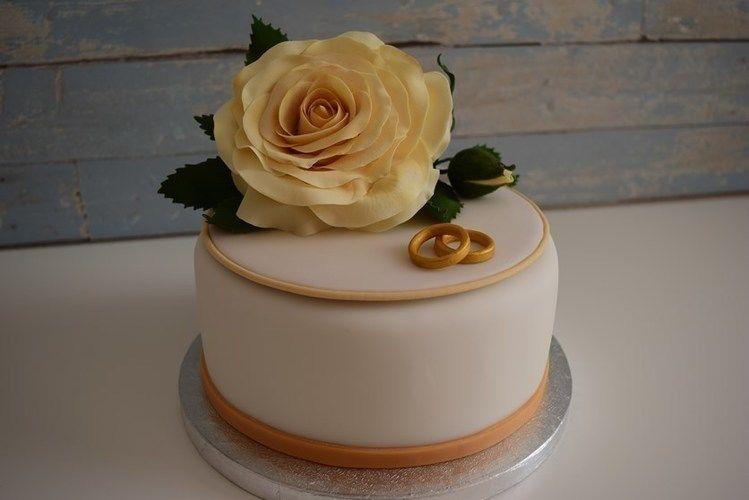 Jubilaums Torte Diamantene Hochzeit Jennifer Holst