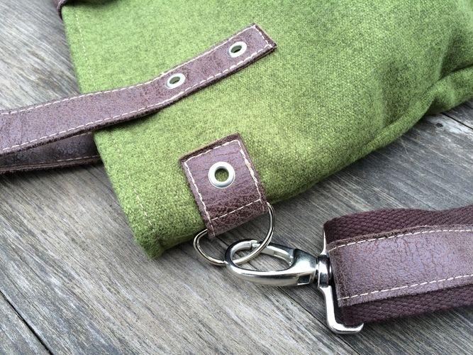 """Makerist - Nähanleitung Tasche """"Hanna"""" - Nähprojekte - 2"""