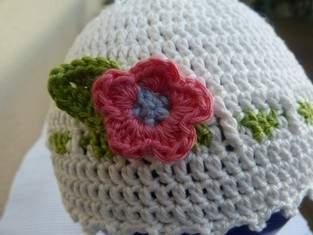 Makerist - Babymütze für Mädchen (1-36 Monate) - 1