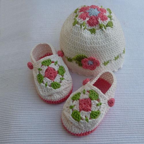 Makerist - Babymütze für Mädchen (1-36 Monate) - Häkelprojekte - 3