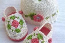 Makerist - Babyschuhe für Mädchen - 1