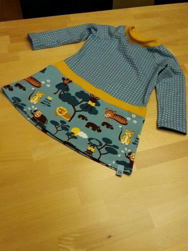 Makerist - Kleidchen  für Frida - Nähprojekte - 1