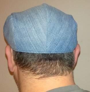 Makerist - Schiebermütze aus Jeans für meinen Mann  - 1