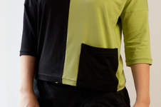 Makerist - Jersey Shirt mit Colorblocking - 1