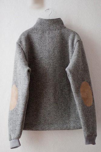 Makerist - Jacke JERIK aus Wollfleece - Nähprojekte - 3